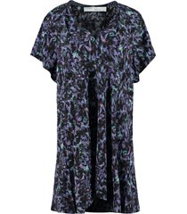 iro bago printed viscose dress
