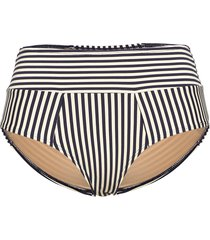 md holi vintage high waist brief bikinitrosa multi/mönstrad marlies dekkers