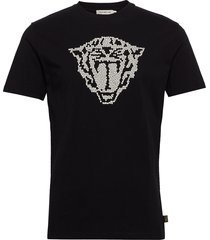 fleek p t-shirts short-sleeved svart tiger of sweden jeans