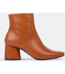 botas caña media para mujer 12266