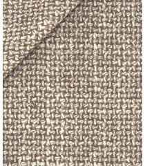 giacca da uomo su misura, vitale barberis canonico, lana e seta hopsack beige, autunno inverno | lanieri