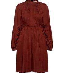 day energy jurk knielengte rood day birger et mikkelsen