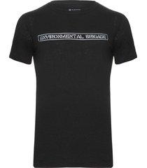 t-shirt masculina organic rough environmental - preto