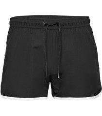 swim shorts sandro sandro badshorts svart björn borg