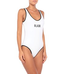 glimmed one-piece swimsuits