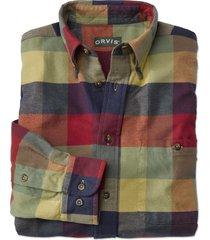 the autumn flannel shirt, 2xl