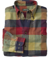the autumn flannel shirt, 2xl