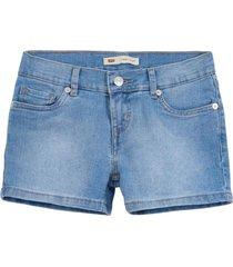 shorts levis infantil azul