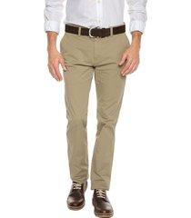 pantalon kaky preppy chino 98% algodón 2% elastano bota 19