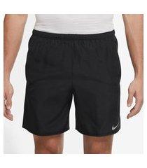 shorts nike dri-fit challenger wild run masculino