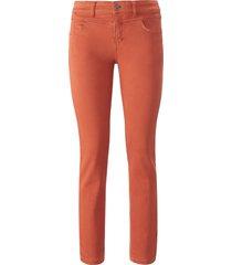 jeans dream slim inchlengte 28 van mac oranje