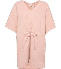 willow kort klänning rosa rabens sal r