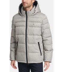 tommy hilfiger men's quilted puffer jacket, created for macy's