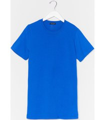 face the facts relaxed tee - royal