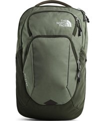 mochila pivoter verde the north face