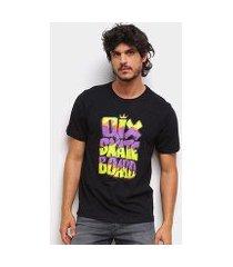 camiseta qix special grafite skateboard masculina