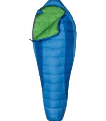 saco de dormir pluma compact down azul doite