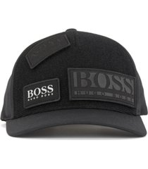 boss men's hybrid cap
