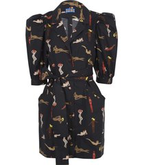 casitas dress beach babes black