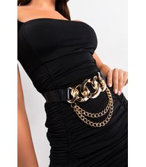 akira does your chain hang low chain waist belt