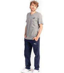 camiseta - gris-claro - puma - ref : 85242103