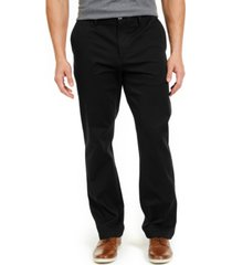 club room men's four-way stretch pants, created for macy's