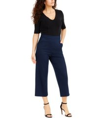 trina turk colorblocked jumpsuit