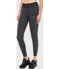 legging everlast mid gris - calce slim fit