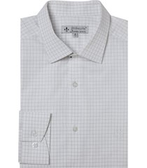 camisa dudalina manga longa fio tinto maquinetado xadrez masculina (xadrez, 45)