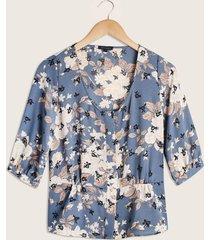 blusa azul-multicolor patprimo
