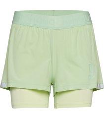 discipline shorts shorts sport shorts grön johaug