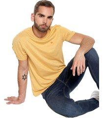 camiseta amarilla americanino