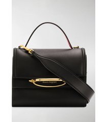 alexander mcqueen two-tone the story tote