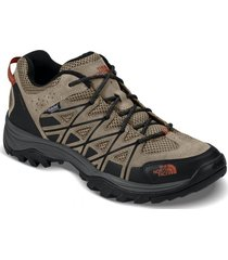 zapatilla storm iii impermeable beige the north face