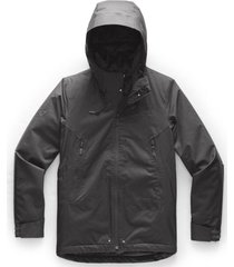 chaqueta inlux insulated gris the north face.