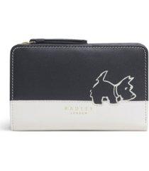 radley london radley hero medium bifold leather wallet