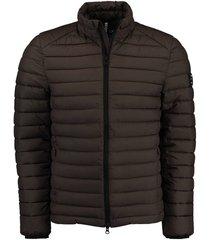 jacket beret bruin