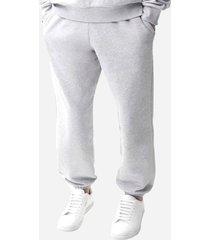pantalon jogger talla extra grande gris uniforma