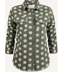 ambika blouse groen kelly