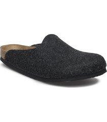 amsterdam vegan slippers tofflor svart birkenstock