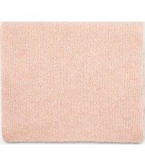 tommy hilfiger women's premium scarf clay pink -