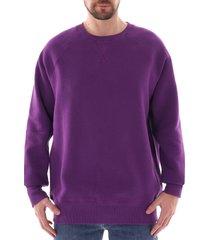 c17 crewneck sweatshirt | purple | swtf001-05