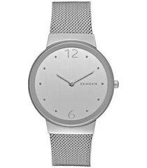 relógio skagen freja - skw2380/1kn skw2380/1kn