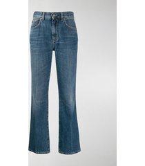 givenchy kick flare jeans