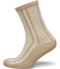 slflana sock b lingerie socks regular socks grå selected femme