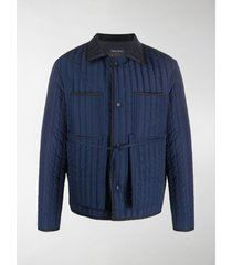 craig green quilted work jacket