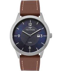 relógio masculino technos 2115mog/0a