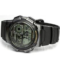 reloj ae-1000w-1a casio ae-1000w-1a-gris
