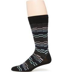 perry ellis men's broken line socks