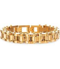 julian titanium bicycle chain bracelet